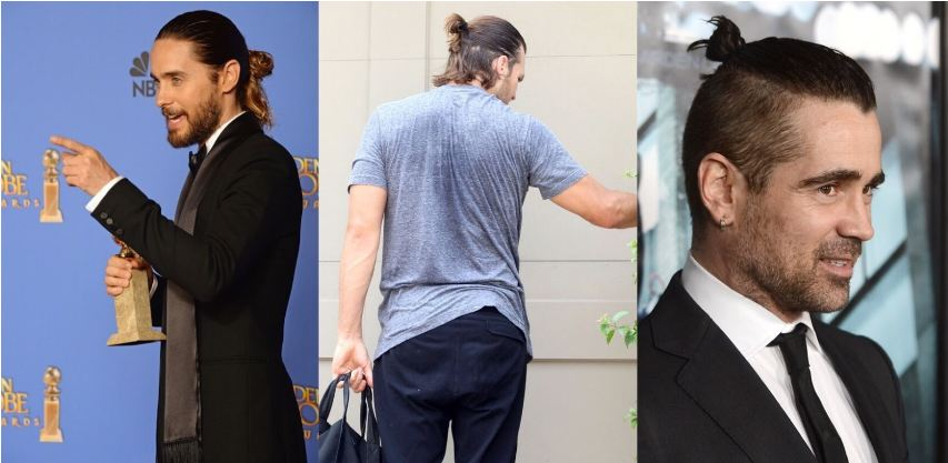 The Rise And Fall Of The Man Bun The Patriot Voice