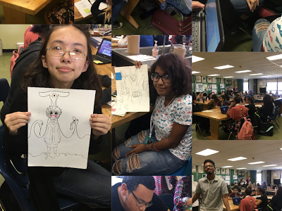 RHS Artists and Poets Come Together