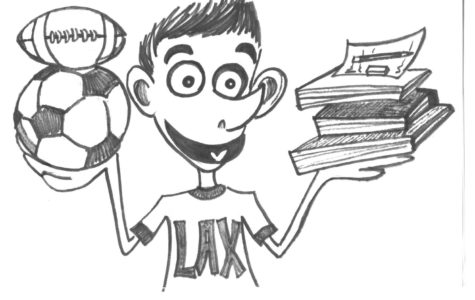 Ask Iris Answers-How to Balance Academics and Sports