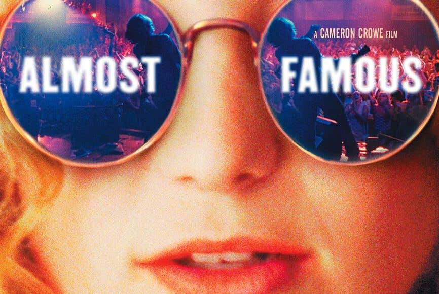 almost famous movie art