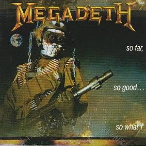 Megadeth - So Far...